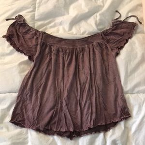 Soft & sexy American eagle blouse